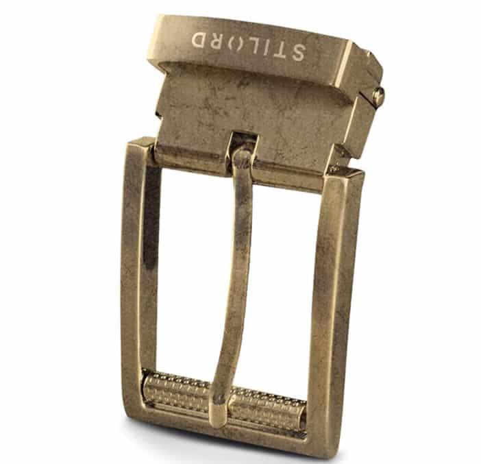 STILORD Hebilla de Cinturón Vintage Belt Buckle Cinturones