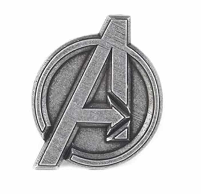 Hebilla de metal para cinturón de los Vengadores Marvel Comics Iron Man