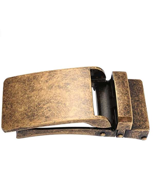 EXCEART Hebilla de Cinturón de Trinquete Reemplazo Automático